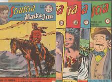 SCIUSCIA lot de 36 n° entre le 51 et le 100. 1950-1951