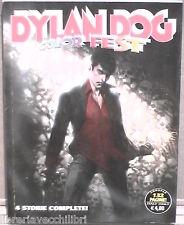 DYLAN DOG COLOR FEST N 1 Agosto 2007 Bonelli Fumetti Rivista 4 storie complete