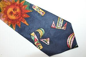 EMPIRE Silk tie Made in Italy F16323