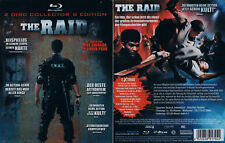 THE RAID --- Blu-ray --- Steelbook --- 2-Disc Collector's Edition --- FSK 18 ---