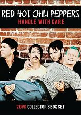 RED HOT CHILI PEPPERS Handle With Care 2xDVD Collector's Box Set NEW .cp