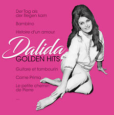 CD Dalida Golden Hits French and Italian 2CDs