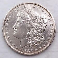 1888-O MORGAN SILVER DOLLAR 90% SILVER $1 COIN US #Q17