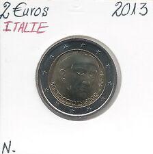 2 Euros - ITALIE - 2013 // Qualité: Neuve