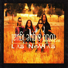 CD las NOVIAS todo nada sigue igual SPANISH RARE 1994 HARD ROCK BUNBURY