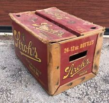 Stroh's Bohemian Style Beer Box