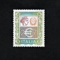 FRANCOBOLLO REPUBBLICA ITALIANA 2002 ALTI VALORI ORDINARI €2,17 NUOVO MNH