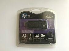HP USB Flash Drive c485w - 4GB - Black - New and Sealed