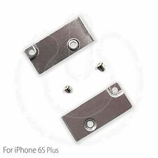 iPhone 6S PLUS Battery Power Connector Metal Bracket Shield Cover Plate & Screws
