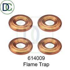 Ford Fiesta II 1.6 D Heat shield / Flame trap injector seal / washer pack of 4