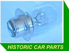 Headlamp bulb British Prefocus 30/24w 6 volt Main/Dip