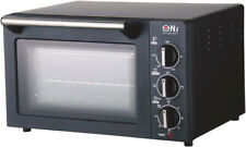 14L Mini Toaster Electric Oven Bake Kitchen Compact Table Top Timer 1200W