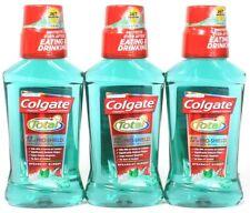 3 Colgate Total 8.4 Fl Oz Spearmint Surge 12Hr Pro-Shield Mouthwash Alcohol Free