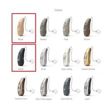 New Pair (L & R) Signia Siemens Primax Pure 3 PX RIC 24 Channel Hearing Aids