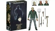 Friday the 13th 3D Part 3 OFFICIAL  Ultimate Jason Vorhees Figure- Brand New UK