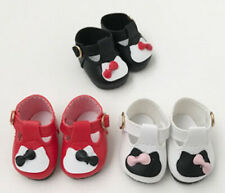 """Monique Doll shoes KITTY STRAP 38 mm OOAK Polymer Clay Dolls foot size 1 ½"""""""