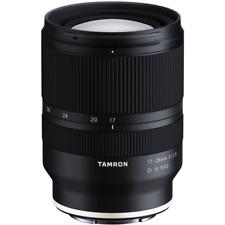 Tamron 17-28mm f2.8 Di III RXD Lens - Sony FE Mount