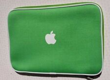 "Soft Sleeve Carry Bag Case Cover - Apple 15"" Inch Macbook Pro or Air - Green"