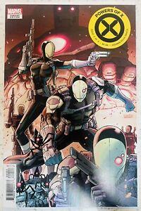 Powers of X #3 2019 Unread 1st Print Dustin Weaver Variant Cover Marvel Comics