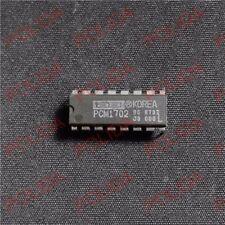 1PCS Audio D/A Converter IC BB/TI DIP-16 PCM1702P-L PCM1702 L PCM1702L PCM1702PL