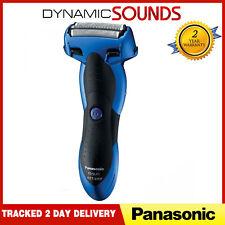 Panasonic ESSL41 A 3 Blade Wet/Dry Mens Electric Smart Shaver Cordless - Blue