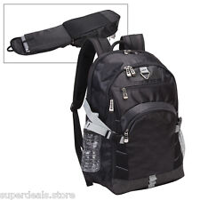 "TSA Friendly Travel School 17"" Computer Laptop Sport Backpack - AP3415-Black"