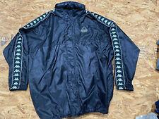 RARE Kappa Long Jacket Track Packable Hood Supreme Palace Noah STEAL! FREE SHIP