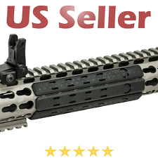 "UTG Leapers Tactical 5.5"" Low Profile Keymod Rail Panel Covers 7-Pack Rifle"