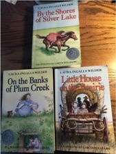 The Little House on the Prairie Books | THREE FROM THE SAME SET | GOOD CONDITION