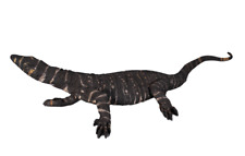 More details for monitor lizard life-size models statue figure reptile