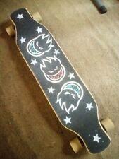 """Drop down Dancing longboard skateboard complete 41"""" Spitfire Griptape Deck"""