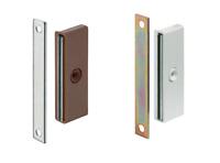Magnetschnapper 5 kg Magnetverschluss flach Türmagnet Möbelschnapper Schrauben