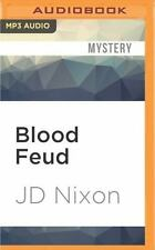 Little Town: Blood Feud by J. D. Nixon (2016, MP3 CD, Unabridged)