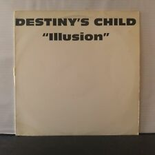 "Destiny's Child ‎– Illusion (Vinyl 12"", Maxi 33 Tours, Promo)"