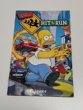 notice The Simpsons Hit & Run - Sony  PS2