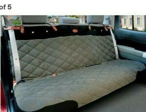 Waterproof Car Seat Cover Grey 45 x 56 PetSafe Solvit (NO BOX)
