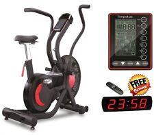 Air Bike Commercial Impetus Air Power Bike Inc FREE Digital Wall Timer & Remote