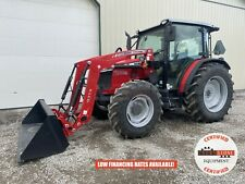 2019 Massey Ferguson 4710 Tractor With Loader 4x4 2 Rear Remotes 146 Hours