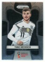 2018 TIMO WERNER PANINI PRIZM FIFA WORLD CUP RUSSIA 2018
