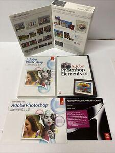 Adobe Elements 10 Windows/MAC OS USED
