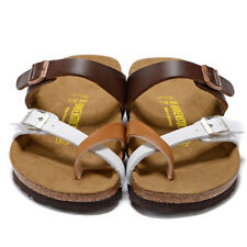 Birkenstock Mayari Birko Flor Sandals Ladies Shoes EVA Sole Block EUR 34-44