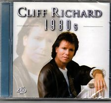 Cliff Richard - Cliff in the 80's (CD, EMI 1998 - HOLLAND) Brand New