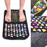Foot Massager Mat Chinese Reflexology Leg Walk Stone Health Care Acupressure vcb