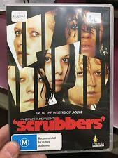 Scrubbers ex-rental region 4 DVD (1983 British prison drama movie) very RARE