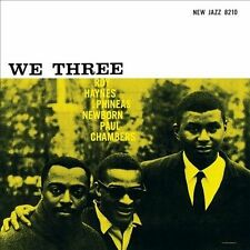 We Three by Paul Chambers/Phineas Newborn, Jr./Roy Haynes (Vinyl, May-2014,...