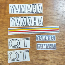 NEW Reproduction Yamaha QT50 Yamahopper 50cc decal set vinyl sticker two stroke
