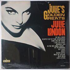 JULIE LONDON: Julie's Golden Hits SEALED Liberty Mono ORIG Vinyl LP Jazz