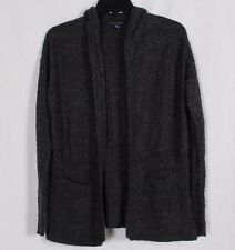 American Eagle Good Gray Long Sleeve Hooded Women's Sweater Size XS
