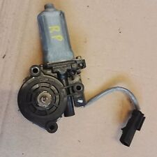 CHRYSLER PT CRUISER REAR BACK PASSENGERS/LEFT DOOR WINDOW REGULATOR MOTOR