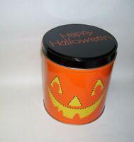 Halloween Tin Box